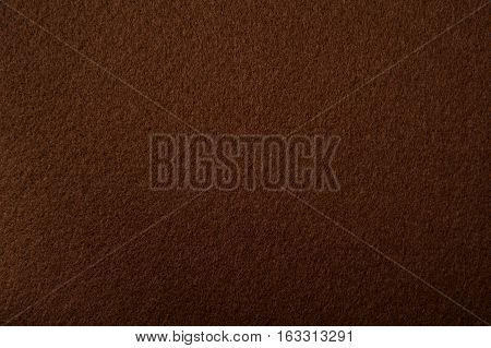dark brown felt texture - for background