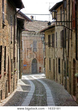 Castell'Arquato Piacenza Italy