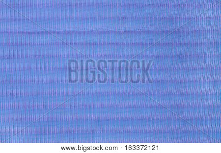 Violet Pleated Transparent Caprone Cloth As Background Texture