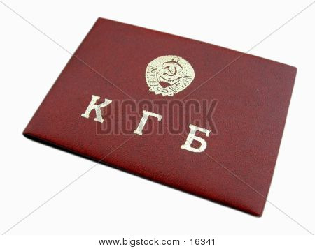 kgb document poster