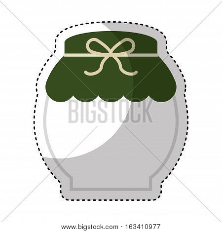 tea pot container isolated icon vector illustration design