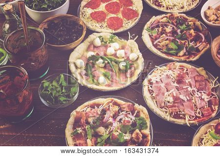 Small Pizzas