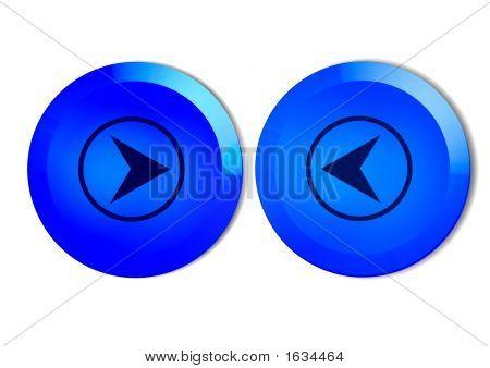 Cursor Butons