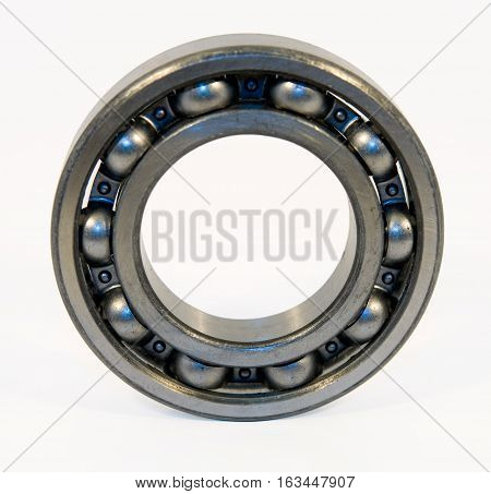 Ball bearing. A ball bearing is a type of rolling-element bearing that uses balls to maintain the separation between the bearing races.