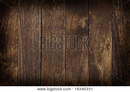 old wood plank close up