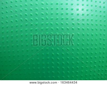 background texture of a gymnastic ball blue color close up