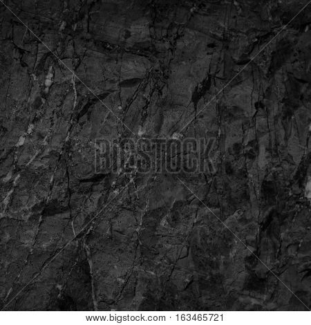 Black Stone Background Texture, Cracked Texture Used Design For Background