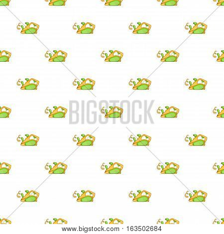 Jack plane pattern. Cartoon illustration of jack plane vector pattern for web