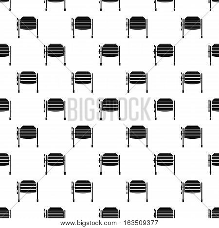 Mixer pattern. Simple illustration of mixer vector pattern for web