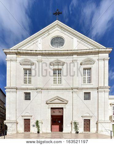 Church Of Saint Roch - Lisbon, Portugal
