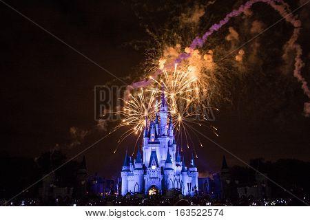 Disney's Firework,