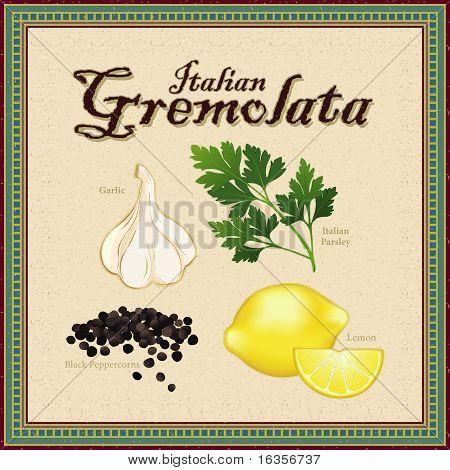 Italian Gremolata