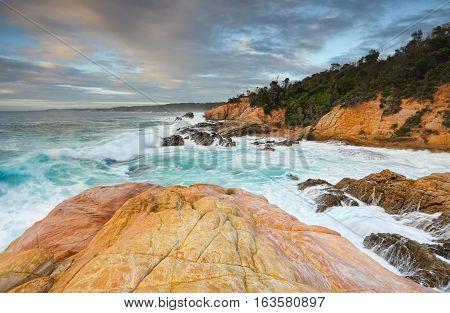 Bermagui Coastline