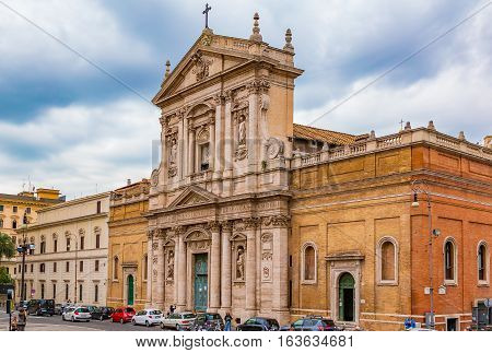 Santa Maria Degli Angeli E Dei Martiri, Basilica In Rome