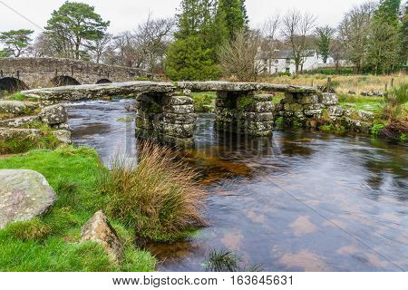 Ancient Clapper Bridge