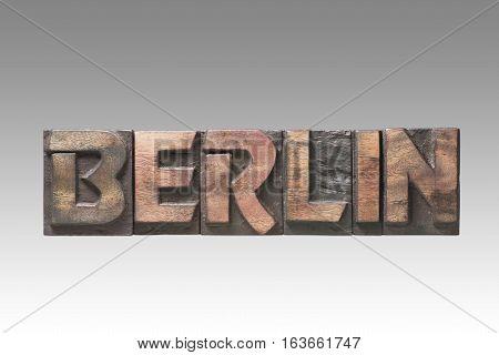 Berlin Vintage Type