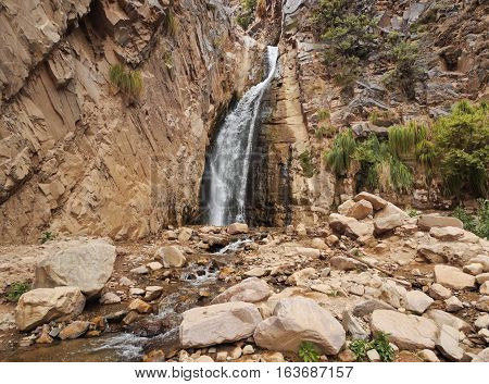 Waterfall In Tilcara, Argentina