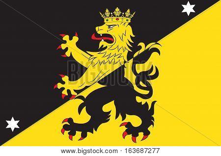 Flag of Vastergotland is the provinces of Sweden