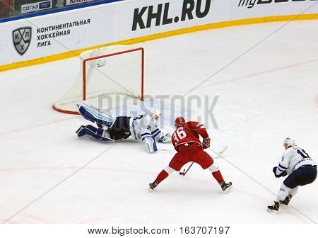 A. Nikulin (36) Attack