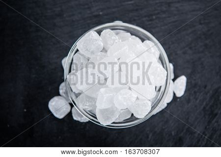 White Rock Candy (selective Focus)