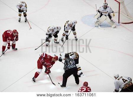 Y. Trubachyov (15) On Faceoff