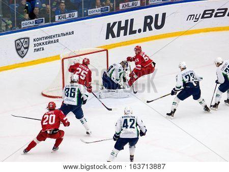 M. Aaltonen (55) Attack