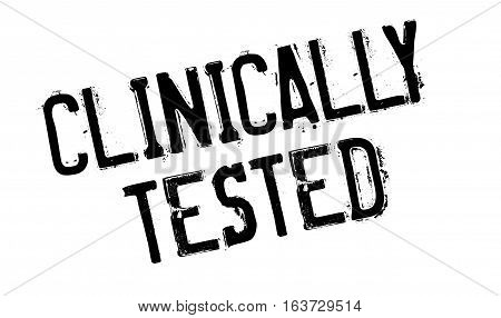Clinically Tested rubber stamp. Grunge design with dust scratches. Effects can be easily removed for a clean, crisp look. Color is easily changed.