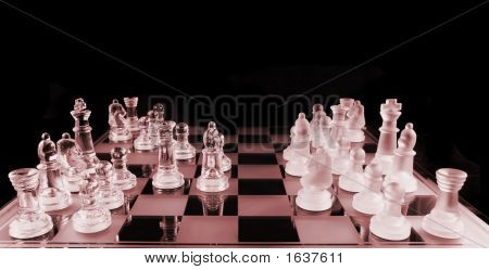 Chess - Mid Game