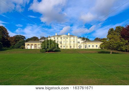 Kenwood House a former stately home in Hampstead open to the public