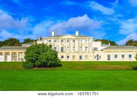 Kenwood House In Hampstead, London
