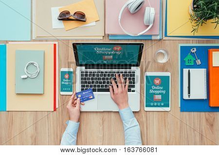 Online Shopping And E-payments