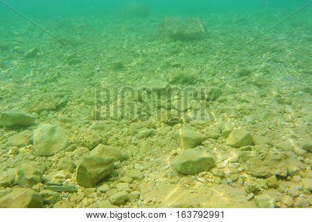 Underwater Natural Background