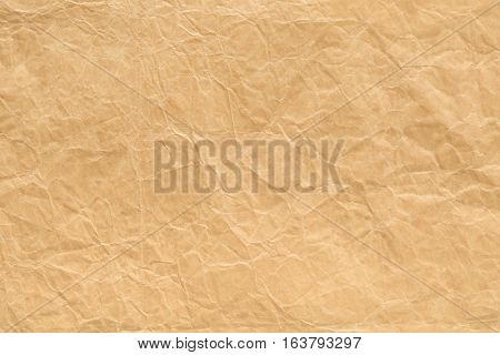 Old Paper Background Brown Wrinkled Texture Aged Crumpled Grunge Papers Pattern