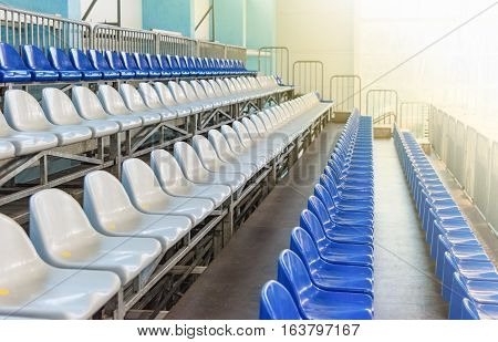 Number Of Seats On The Grandstand
