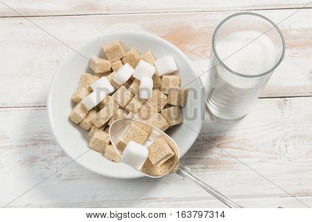 Sugary Breakfast