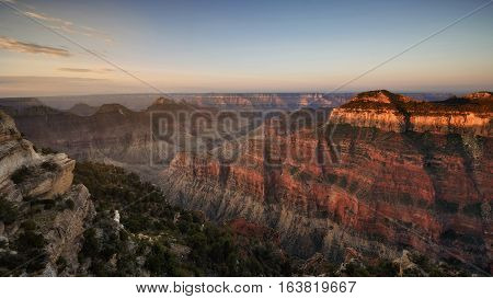Grand Conyon North Rim, Arizona