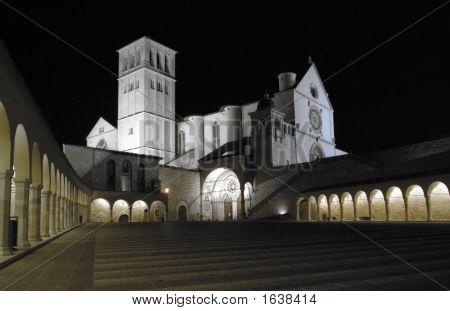 Piazza San Francesco Assisi