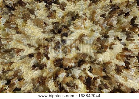 brown blurred texture with light and dark spots