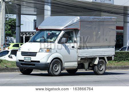 Private Suzuki Carry Pick Up Car.
