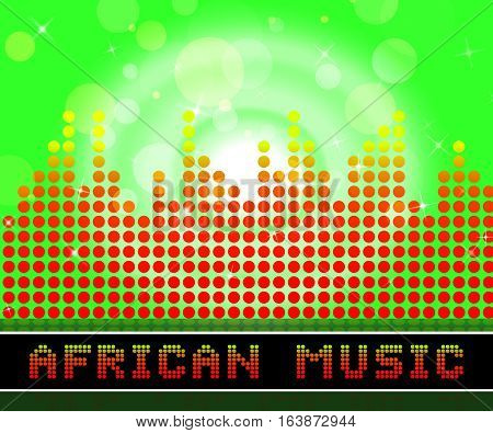 African Music Represents Africa Soundtracks And Acoustics