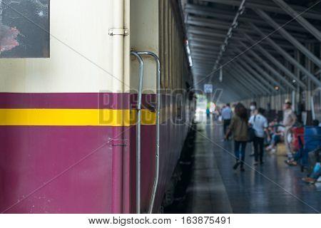 Thai Railway Train