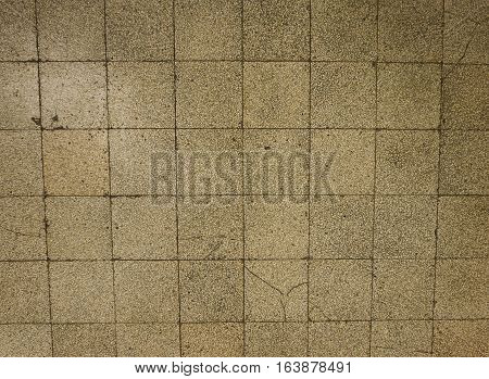 Floor tile with natural stone textured photo taken in Semarang Indonesia java