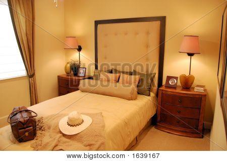 Designer Guest Room