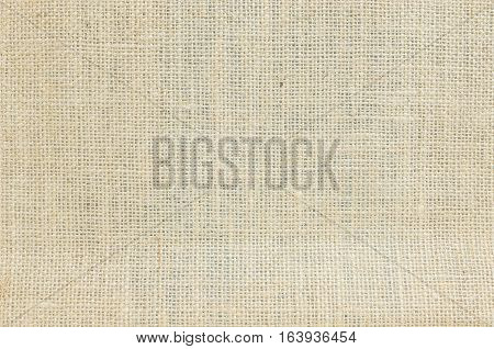 Closeup surface brown weave rope bag textured background