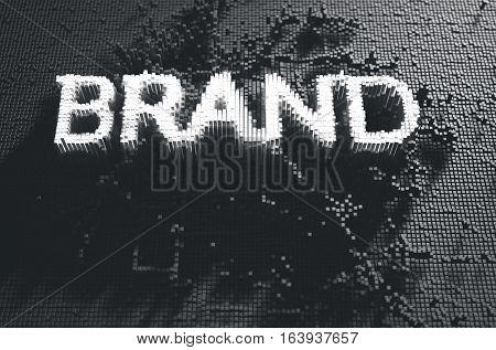 Pixel Brand Concept