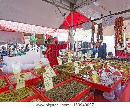 Santa Maria Market