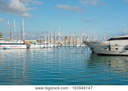 Palma White Yachts