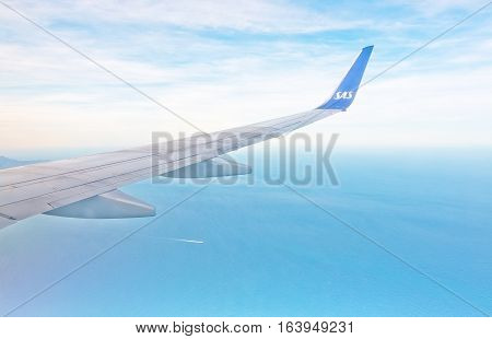 Sea And Air Travel