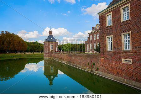Nordkirchen Castle In Westphalia, Germany
