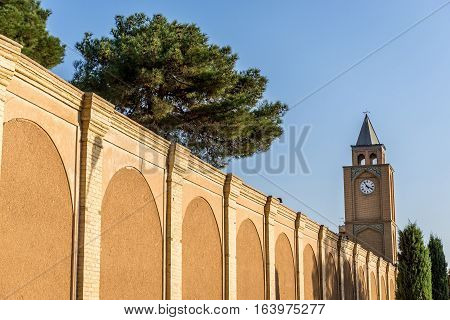 So called Vank Cathedral in Isfahan city, Iran